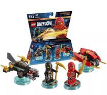 Ninjago Team Pack - Lego Dimensions - Warner Bros