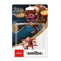 Nintendo Amiibo: Bokoblin - The Legend of Zelda: Breath of the Wild - Wii U e New Nintendo 3DS -