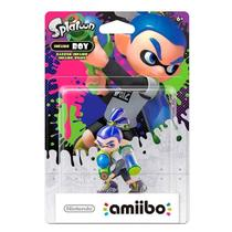 Nintendo Amiibo: Inkling Boy - Splatoon - Wii U e New Nintendo 3DS -