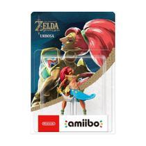 Nintendo Amiibo: Urbosa - The Legend of Zelda: Breath of the Wild - Wii U, New Nintendo 3DS e Nintendo Switch -