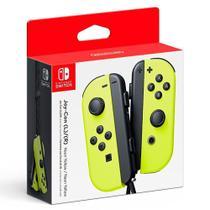 Nintendo Joy-Con (L/R) Amarelo Neon - Switch -