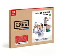 Nintendo Labo VR Kit Expansion Set 2 Bird and Wind Pedal - Switch -