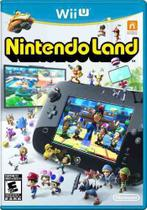 Nintendo Land Wii U Midia Fisica - Wiiu