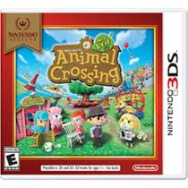 Nintendo Selects: Animal Crossing New Leaf - 3Ds