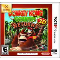 Nintendo Selects Donkey Kong: Country Returns 3D - 3Ds