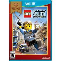 Nintendo Selects Lego City Undercover - Wii U -