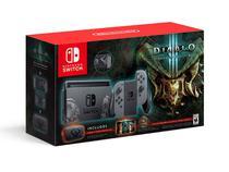 Nintendo Switch Edição Limitada Diablo -
