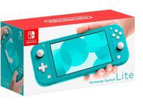 Nintendo Switch Lite Turquoise - Turquesa -