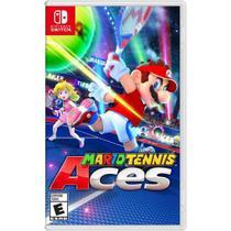 Nintendo Switch - Mario Tennis Aces -