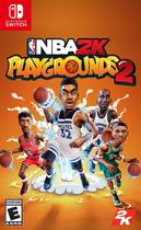 Nintendo Switch - Nba 2K Playgrounds 2 -