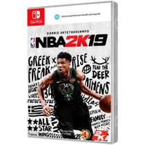Nintendo Switch - Nba 2K19