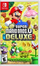 Nintendo Switch - New Super Mario Bros. U Deluxe -