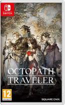 Nintendo Switch - Octopath Traveler -