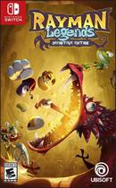 Nintendo Switch - Rayman Legends Definitive Edition -