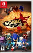 Nintendo Switch - Sonic Forces