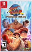 Nintendo Switch - Street Fighter 30Th Anniversary Collection