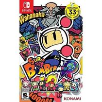 Nintendo Switch - Super Bomberman R