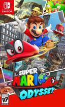 Nintendo Switch - Super Mario Odyssey -