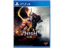 Nioh 2 para PS4 Koei Tecmo Games - Lançamento