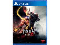 Nioh 2 para PS4 - Koei Tecmo Games