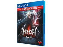 Nioh para PS4 - Koei Tecmo Games