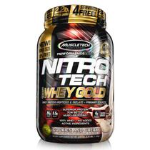 Nitro Tech 100 Whey Gold 2.2Lbs (1,02Kg) - Muscletech