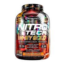 Nitro-Tech 100% Whey Gold 2500g (5.5lbs) - MUSCLETECH