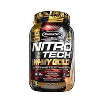 NITRO TECH 100 WHEY GOLD 999g - CHURROS - Muscletech