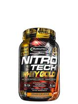 Nitro Tech 100% Whey Gold 999g Muscletech -