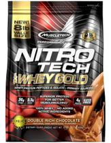 Nitro Tech 100% Whey Gold Double Rich Chocolate 3,63kg - Muscletech -