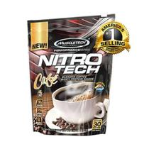 Nitro Tech Blended Coffee - 491g Café - Muscletech -