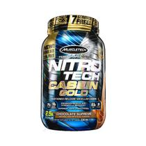 NITRO TECH CASEIN GOLD 1,15kg - CHOCOLATE SUPREMO - Muscletech