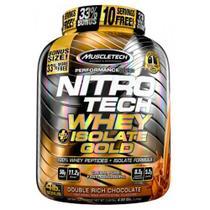 Nitro Tech Plus Whey Gold Isolate (1,8kg) - Muscletech -