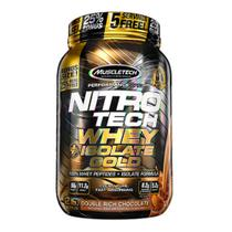 Nitro Tech Whey Gold Isolate (907g) - Muscletech