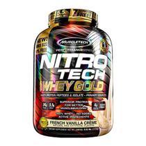 Nitro Tech Whey Isolate Gold 2.5kg - Muscletech -
