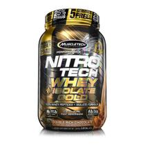 Nitro Tech Whey Isolate Gold - 2 lb - Muscletech