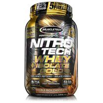 Nitro tech whey isolate gold  - 907g - muscletech