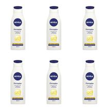 Nivea Body Firmador Q10 Plus Loção Hidratante 200ml (Kit C/06)