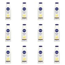 Nivea Body Firmador Q10 Plus Loção Hidratante 200ml (Kit C/12)