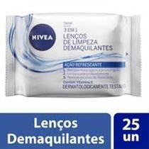 Nivea lencos visage de limp demaq a. refresc 25un  cod-811212 -