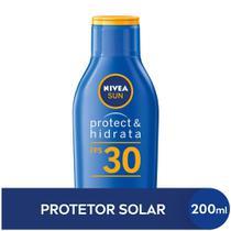 NIVEA SUN Protetor Solar Protect & Hidrata 200ml -