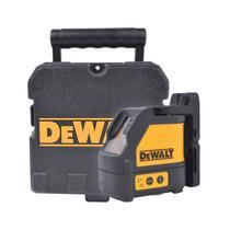 Nível a Laser 2 Linhas 15 Metros com Suporte DW088K Dewalt -