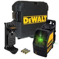 Nível Laser De Linha Verde Dewalt Automatico Dw088Cg-La -