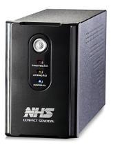 NOBREAK COMPACT SENOIDAL 1000VA 2x7Ah BIV/120V NHS - B-60366 -