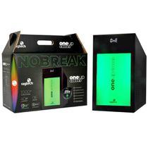 Nobreak Gamer Senoidal Pura 1000VA 700W Módulo Gamming Sense para PC Gamer Ragtech OneUp Nitro -