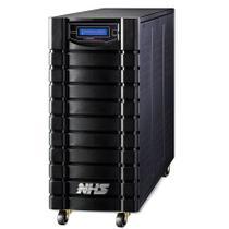Nobreak NHS Laser Ext Online Isolador 4000VA EBivolt  S120V ou 220V ajustável ETH  12 x 9Ah Seladas -