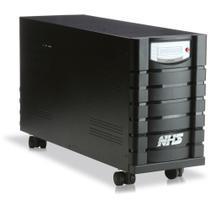 Nobreak NHS Laser Prime Senoidal 3000VA E.Bivolt S.220V/120V Con Bat 8x7Ah/96V 8 Tomadas -