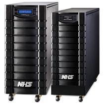 Nobreak NHS Laser Sen 5000VA E.Bivolt / S. 120V e 220V config. Bateria 12x9Ah + Mód Laser 12x17Ah -