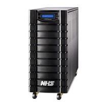 Nobreak NHS Laser Senoidal 3300VA EXT E.Bivolt  S120V ou 220V jumper estacionaria 3x 45Ah ENG USB -