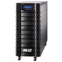 Nobreak NHS Laser Senoidal 4200VA Bivolt Saída 120/220V Bat 12x7Ah/120V USB 8 Tomadas 91.D1.042000 -